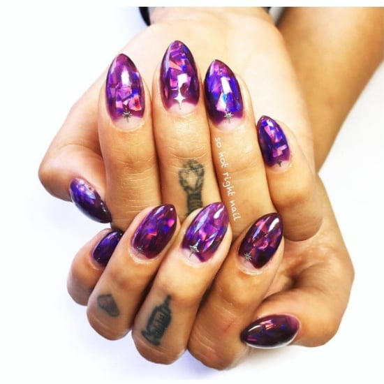 Amethyst Nail Ideas