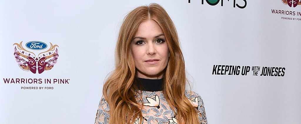 This Celebrity Hair Colourist Tells Us How to Get Isla Fisher's Strawberry Blonde Hair