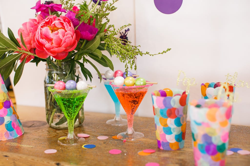 Colorful Kid's Birthday Party