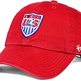 '47 USA Soccer Clean Up Cap ($22)