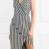 Altuzarra Marceau Asymmetric Striped Dress