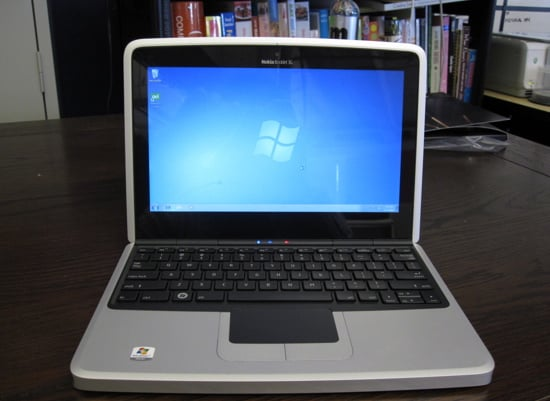 The Nokia Booklet 3G: Just as Beautiful in Person