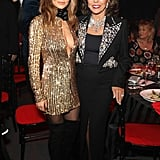 Cheryl Cole and Dame Joan Collins Attend the Virgin Atlantic Attitude Awards 2019