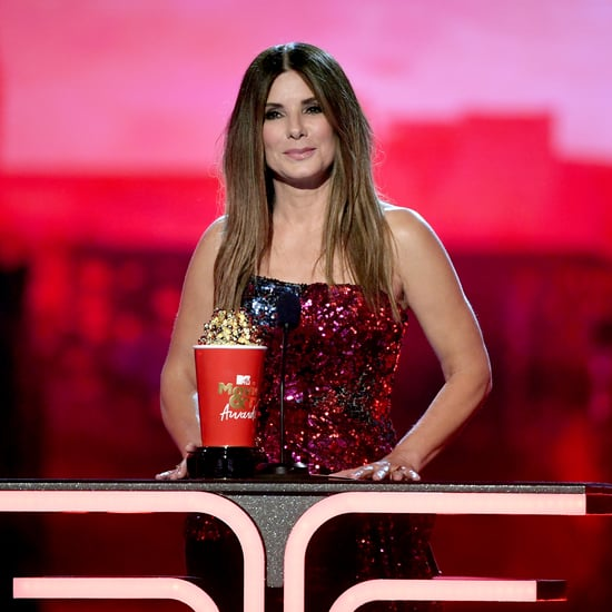 Sandra Bullock's Speech About Her Kids at 2019 MTV Awards