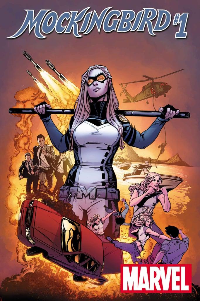 Meet Marvel's Newest Comic Series About a Badass Superhero You Already Love