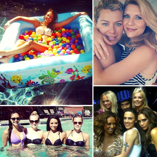 Celebrity Social Media Pictures | Week of Aug. 16, 2012