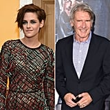 Kristen Stewart and Harrison Ford