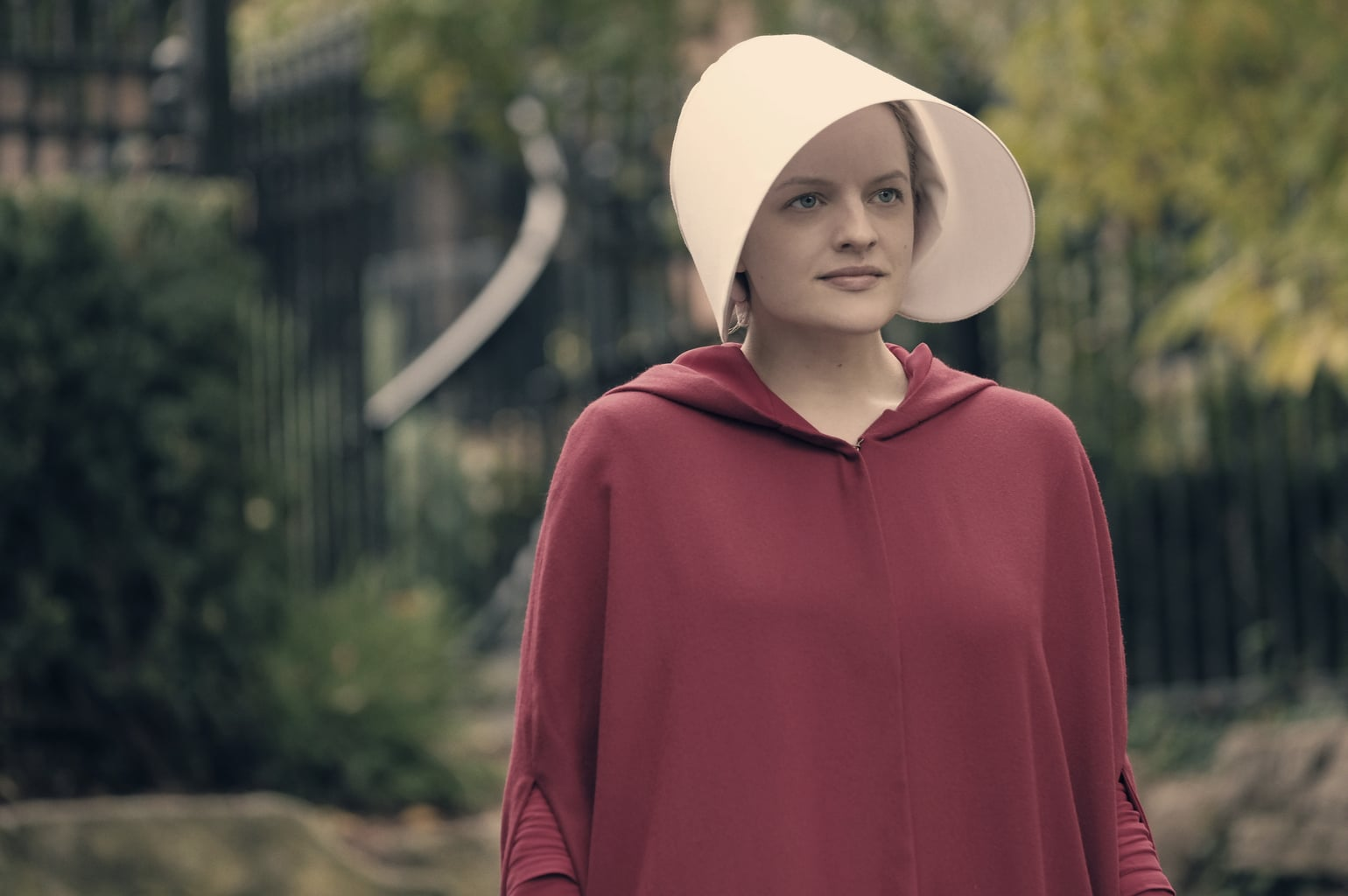 an analysis of the main character offred in the handmaids tale The handmaid's tale- character analysis the reader only sees the characters through offred's eyes back the handmaid's tale - main themes.