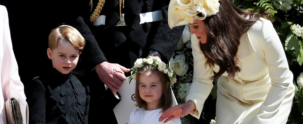 Will George and Charlotte Be in Princess Eugenie's Wedding?