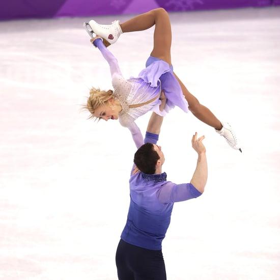 Aljona Savchenko Bruno Massot Free Skate 2018 Olympics