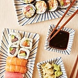 For Her: Sushi For Two Serving Set