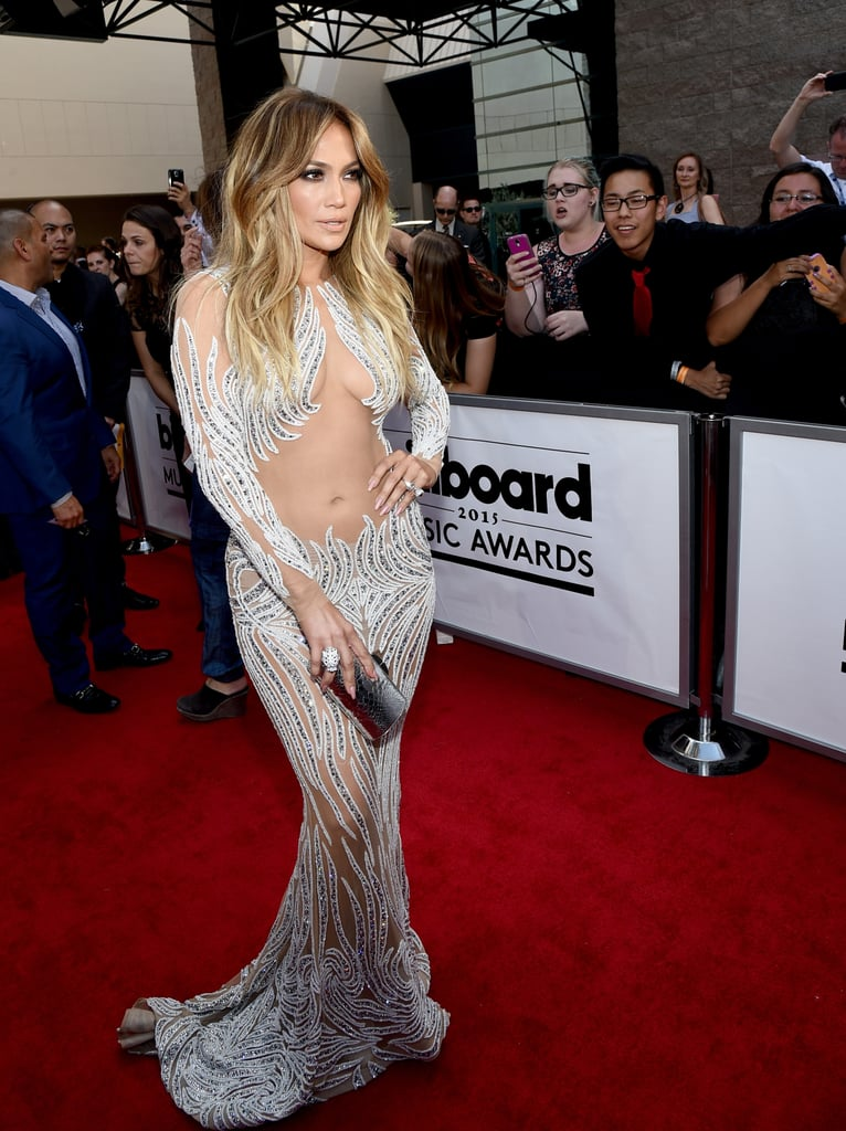 What Do You Think of J Lo's Revealing Look?