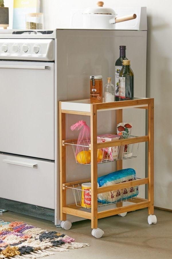 Barkley Kitchen Cart