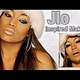 J Lo-Inspired Makeup