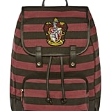 Harry Potter Stripe Backpack ($15)