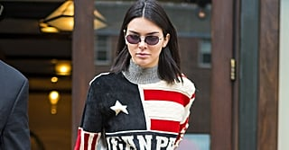 Kendall Jenner's American Flag Sweater? It's Vintage, Kiddos