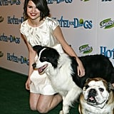 Selena Gomez at the Hotel For Dogs Premiere