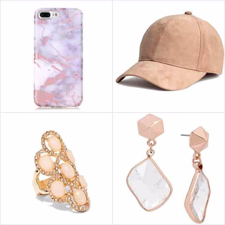 Prepare to Lose It Over These 22 Rose Gold Stocking Stuffers