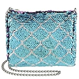 Kohl's Girls Flip Sequin Mermaid Cross Body Purse