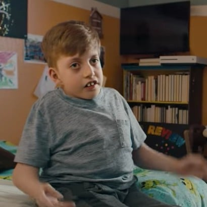 Microsoft Super Bowl Ad Featuring Kids With Special Needs
