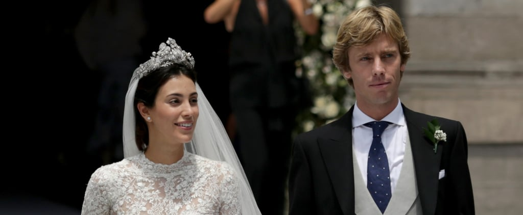 Alessandra de Osma's Wedding Dress