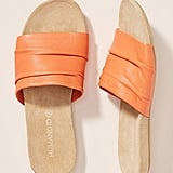 Humanoid Coral Soy Slide Sandals