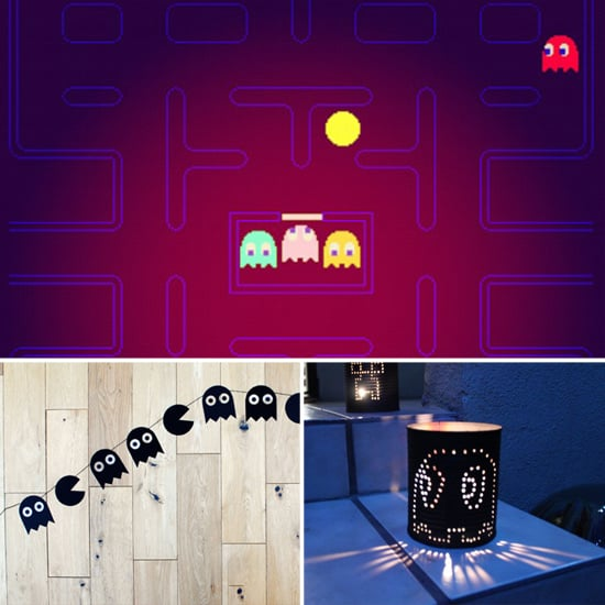 Pac-Man Halloween Party
