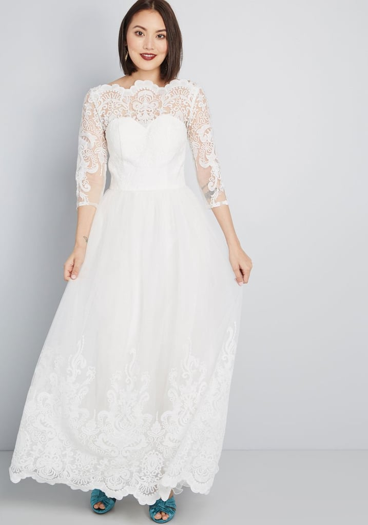 177eab161fa Chi Chi London Sophisticated Ceremony Maxi Dress in White