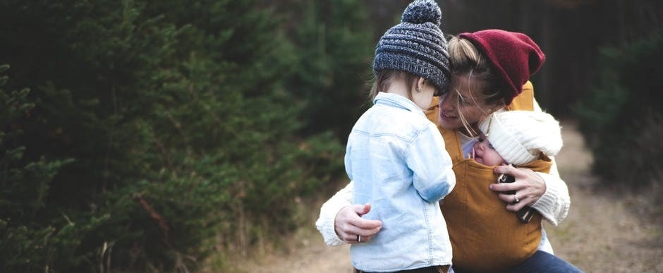 An Open Letter to the Mom Barely Hanging On