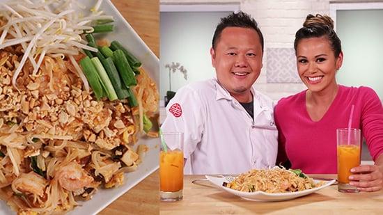 Pad thai recipe video popsugar middle east food forumfinder Gallery