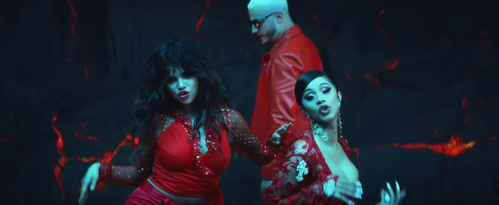 "DJ Snake, Cardi B, Selena Gomez, and Ozuna ""Taki Taki"" Video"