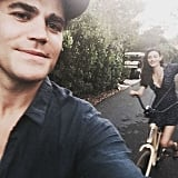 When They Went on a Bike Ride