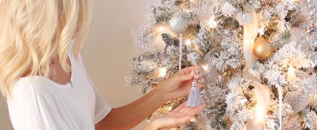 12 Christmas Tree Colour Schemes That'll Make Your Home Look Fabulously Festive