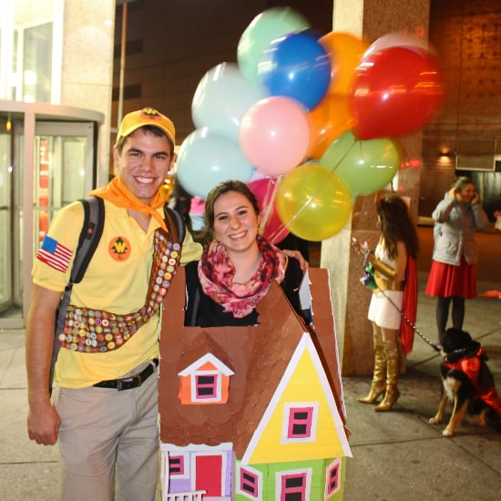 Cheap DIY Halloween Costumes For Couples