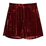 Rodarte x & Other Stories Crushed Velvet Shorts ($65)