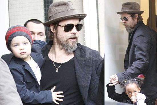 Photos of Brad Pitt