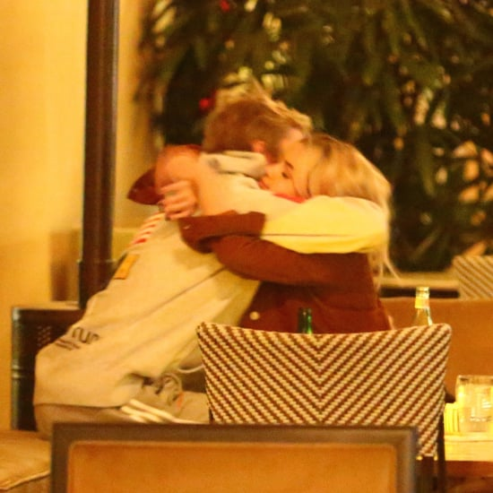 Justin Bieber and Selena Gomez Out in LA November 2017