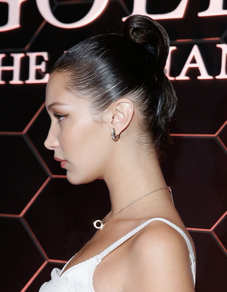 The Pony Facelift as Seen on Bella Hadid