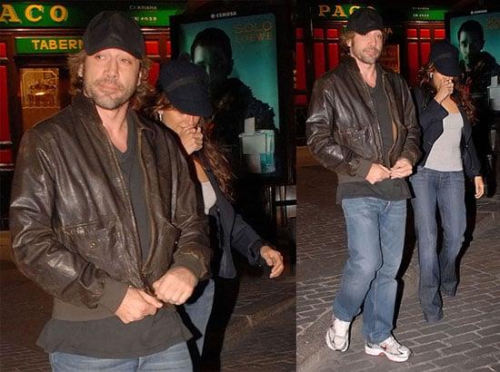 Javier Bardem and Penelope Cruz's Romantic Night in Madrid!