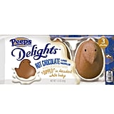 Peeps Delights Hot Chocolate-Flavored Marshmallow Dipped in White Fudge