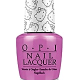 OPI x Hello Kitty Nail Lacquer in Super Cute in Pink