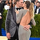 Gisele Bündchen and Tom Brady Show the Met Gala PDA We Were Waiting For