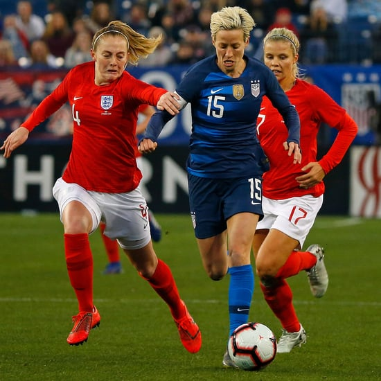 Interview with US Women's Soccer Team on Equal Pay 2019