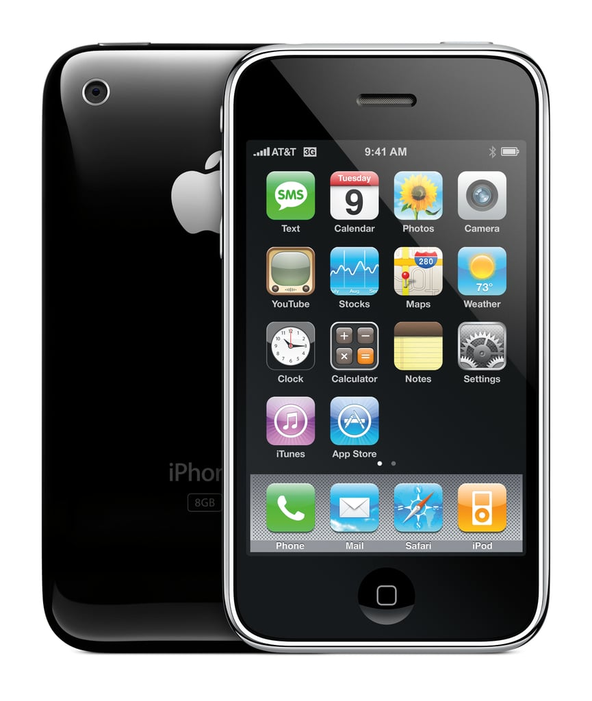Apple iPhone Timeline | POPSUGAR News