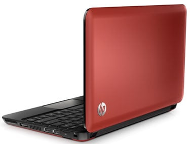 Red HP Mini 210 Perfect For Valentine's Day