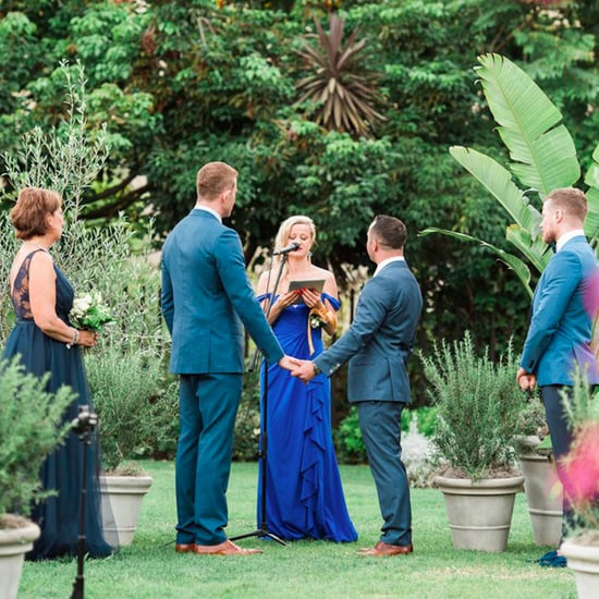 Tips on Officiating a Wedding