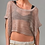 Foley + Corinna Crochet Top