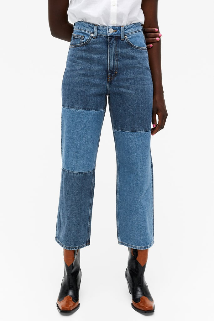 Monki Mozik Block Jeans