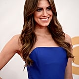 Can we just say that Allison Williams hair belongs in a shampoo commercial.