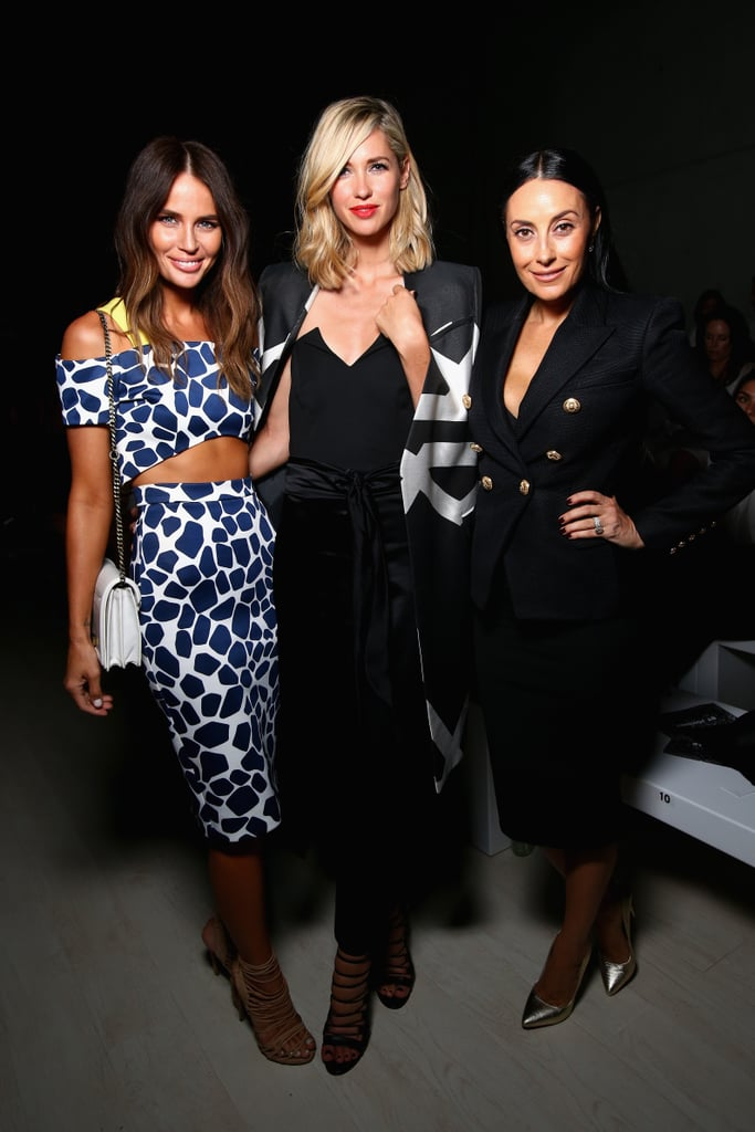 Jodi Anasta, Nikki Phillips and Terry Biviano — Day 2